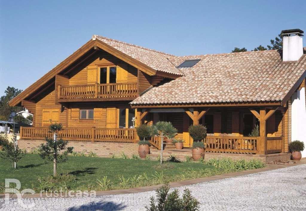 Rusticasa   Fabricante De Casas De Madera Desde 1978