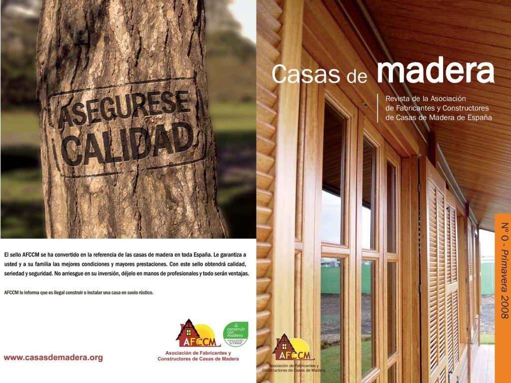 Revista Afccm Nº 0 By Federación Española De Industrias De