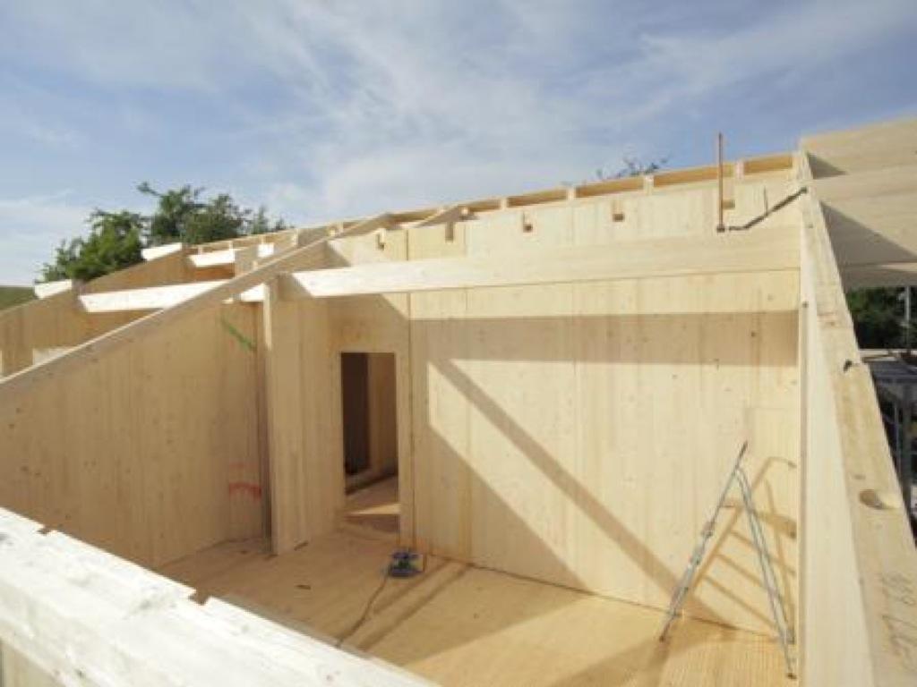 Sustentable & Sostenible  Las Casas De Madera  Una Opción