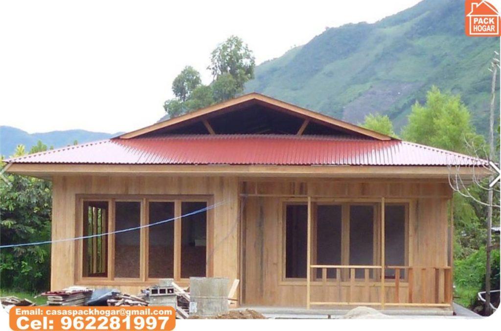 Hermosas Pequeñas Casas Prefabricadas De Madera  Para Vivir