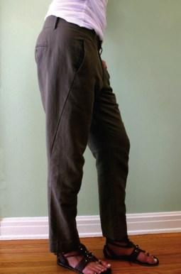 Riding Pants. 100% Linen