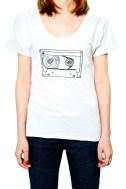 Earl Salko Cassette Tee Shirt