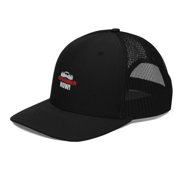 snapback trucker cap black 5feb83f9629c6
