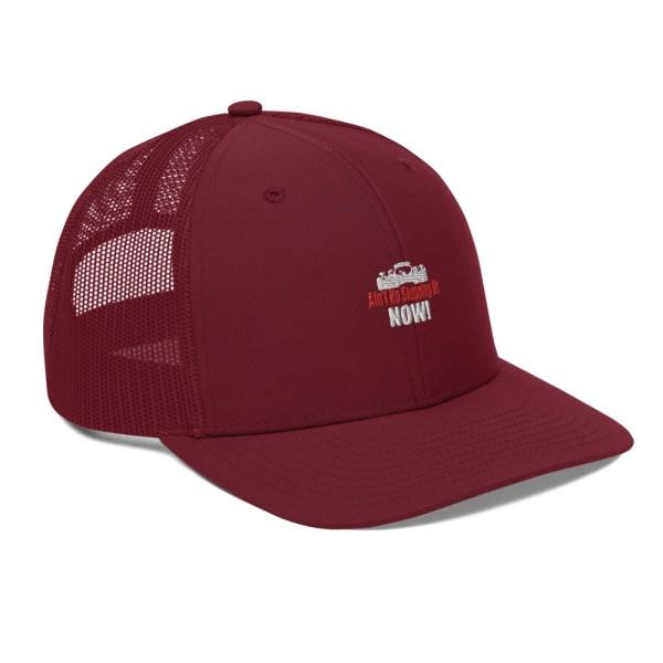 snapback trucker cap cardinal 5feb83f962b9b