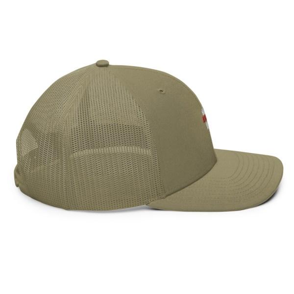 snapback trucker cap loden 5feb83f962d3d