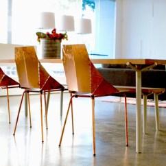 Blu Dot Real Good Chair Drafting Ergonomics Shop In San Francisco Sweet Things Bludot Showroom Chairs Copper