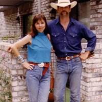 Cowboy Boot Bookman & Bon Vivant Buckaroo
