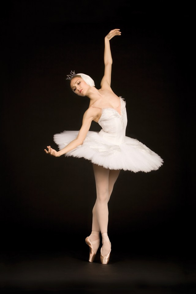 Ekaterina Shipulina is a Principal Dancer at The Bolshoi Ballet (Russia)