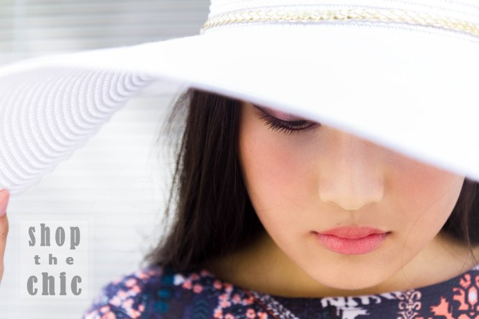 Model: Mahlaya J. (Niece)