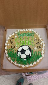 ' JU Soccer Ball