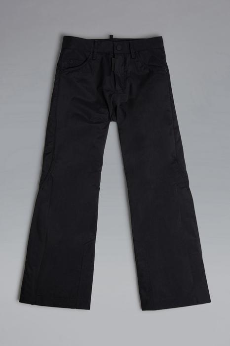 DSQUARED2 Uomo Pantalone Nero Taglia 16 100% Poliammide