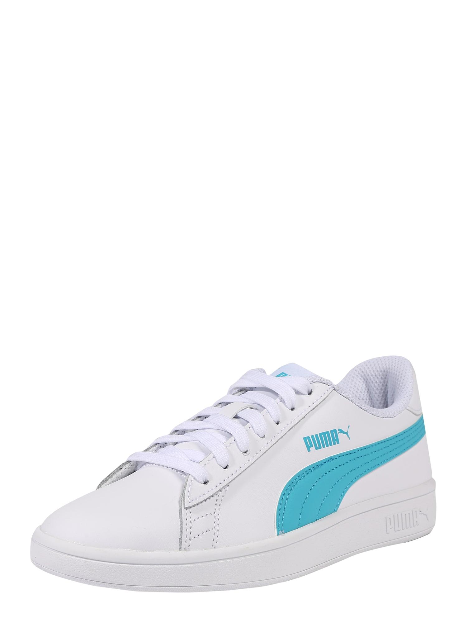 PUMA Sneaker bassa 'Smash v2'  bianco / acqua male shop the look