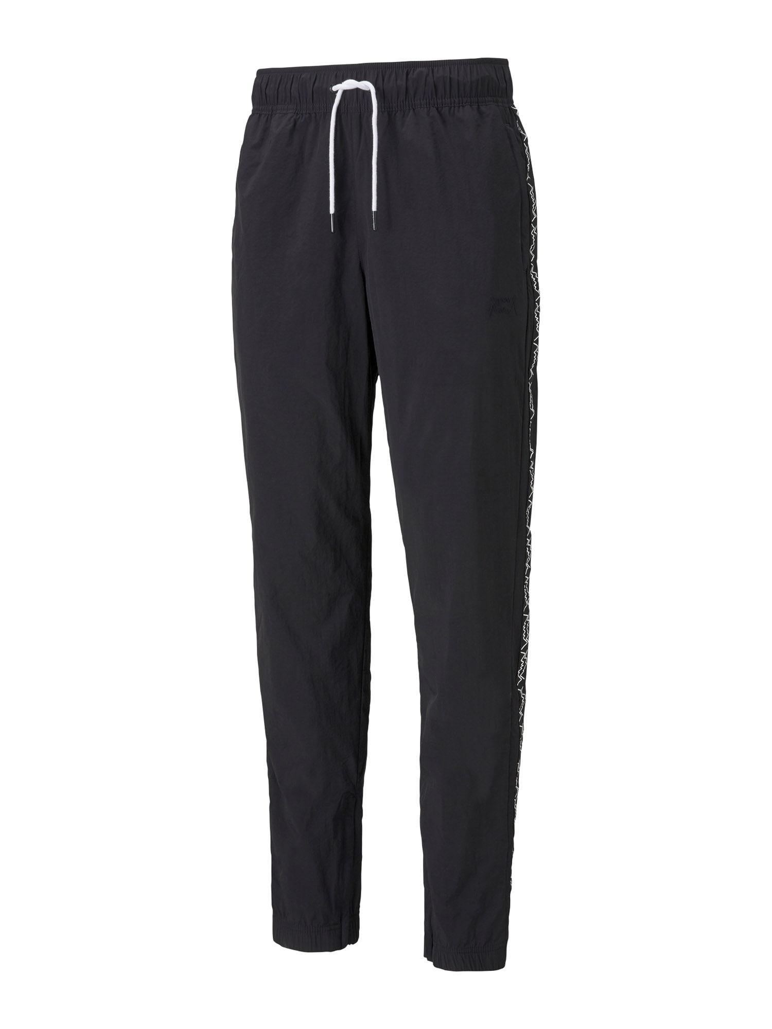 PUMA Pantaloni sportivi 'Prospect'  nero / bianco male shop the look