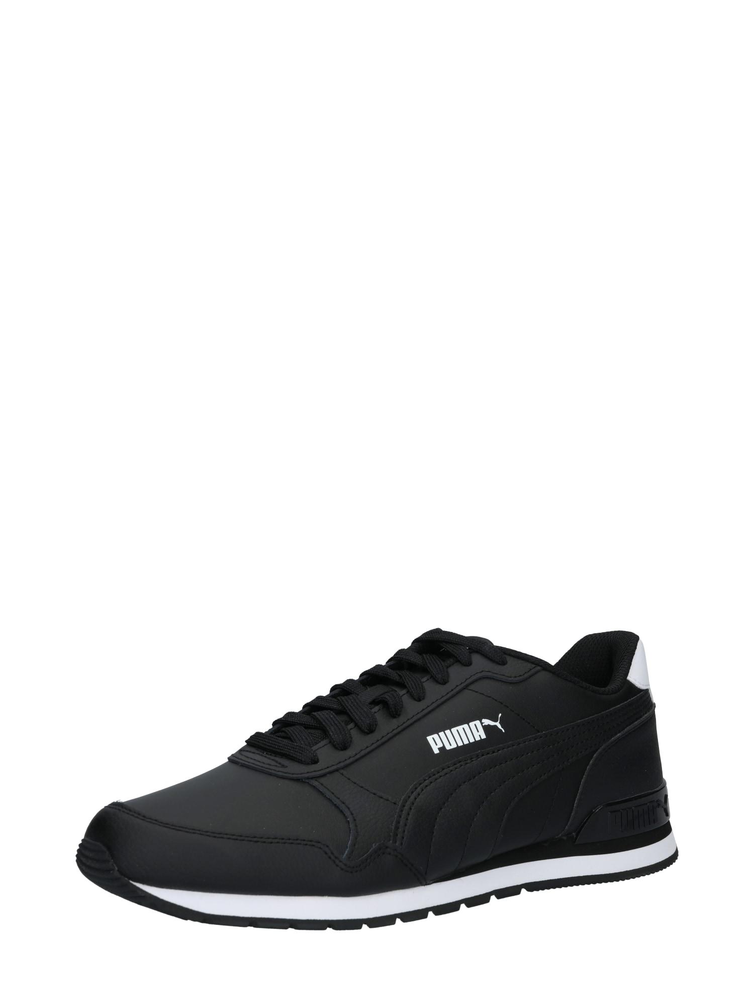 PUMA Sneaker bassa  nero / bianco male shop the look