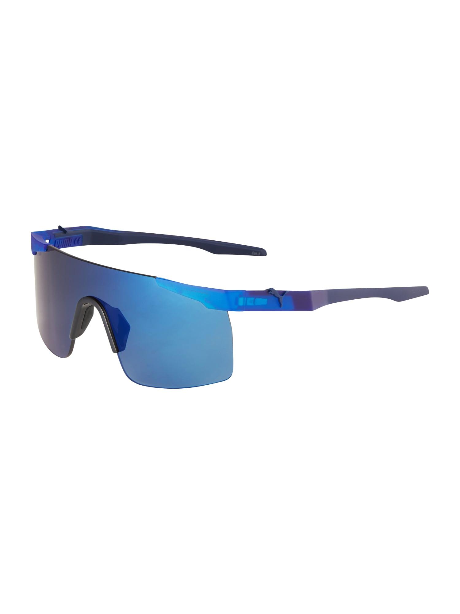 PUMA Occhiali da sole 'INJECTION'  blu male shop the look