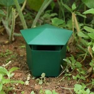 Snail Traper Catcher Boxes Pest Bait Garden Slug Eco Friendly Cages Pest