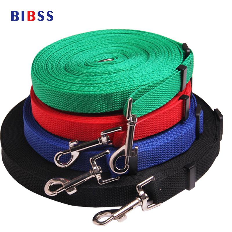 Training Dog Leashes 12M 15M 20M 30M Nylon Walking Pet Retractable dog leash for Labrador Pitbull Labrado