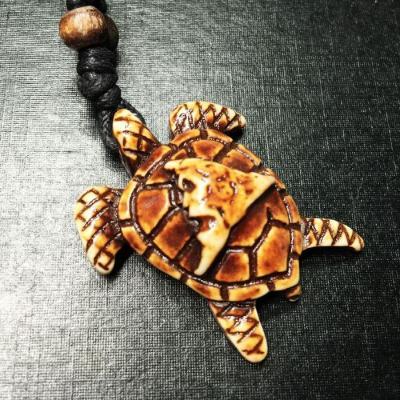 Tortoise Design Necklace