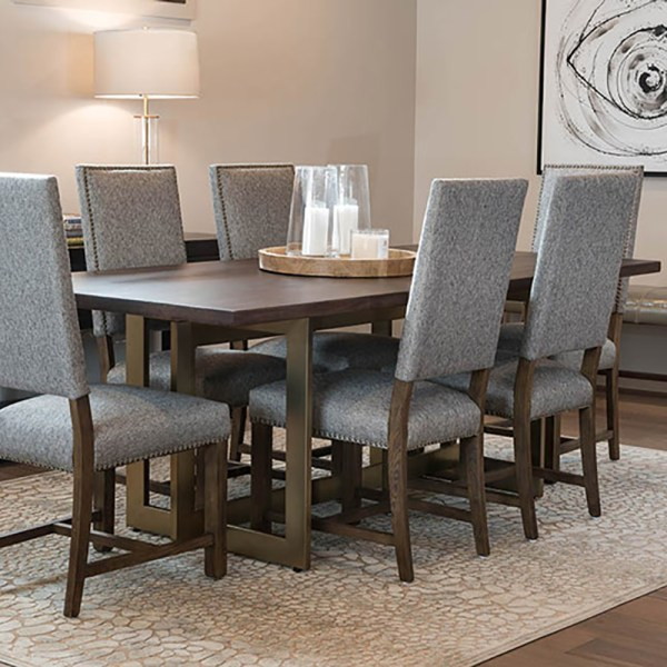 Manhattan Dining Table -at8940-dch