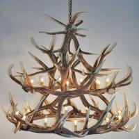 Faux Antler Lighting | Lighting Ideas