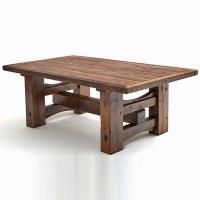 Stony Brook Reclaimed Barn Wood Laredo Dining Table