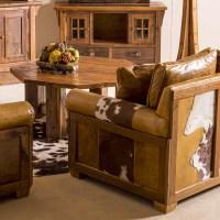 Stony Brooke Reclaimed Barn Wood Octagon Coffee Table-Shelf