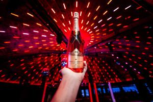 champagne moet chandon rose 1