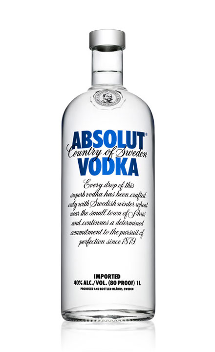 Ruou Absolut vodka