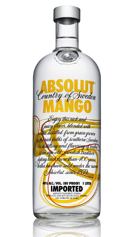 ruou vodka ABSOLUT-MANGO