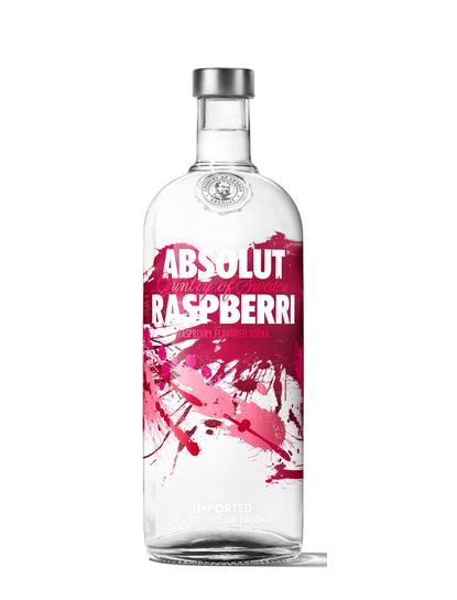 ruou vodka absolut Raspbery1