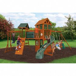 Big Backyard By Solowave® 'hillcrest' Clubhouse With