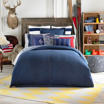 Tommy Hilfiger Th Denim Comforter eBay