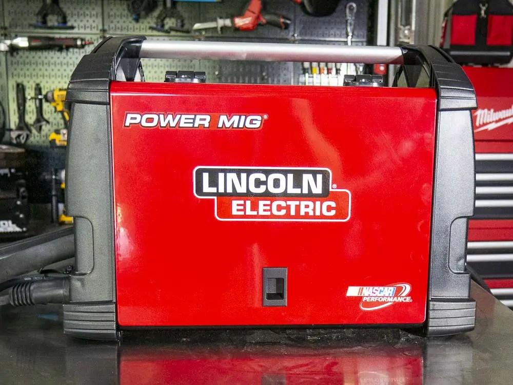 Lincoln Power Mig 210 Mp Precio