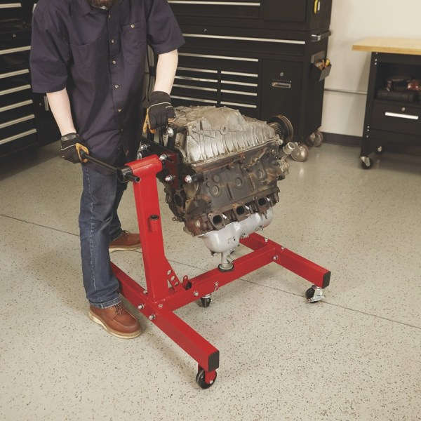 Strongway Folding Engine Stand Tool