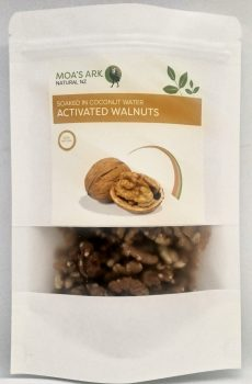 Walnuts NZ Grown Freshly Activated Healthy Natural Crunchy 125 gram
