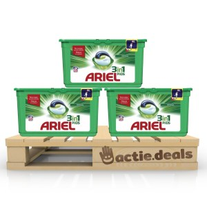Ariel 3-in-1 PODS Original 3x 35 stuks