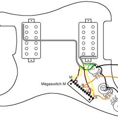 Telecaster 4 Way Wiring Diagram Chamberlain Garage Hh Schaller Webshopwiring Hh6c