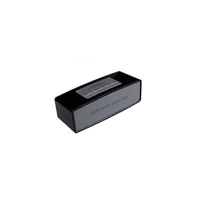 Bluetooth Wireless Speaker with FM Radio – Black