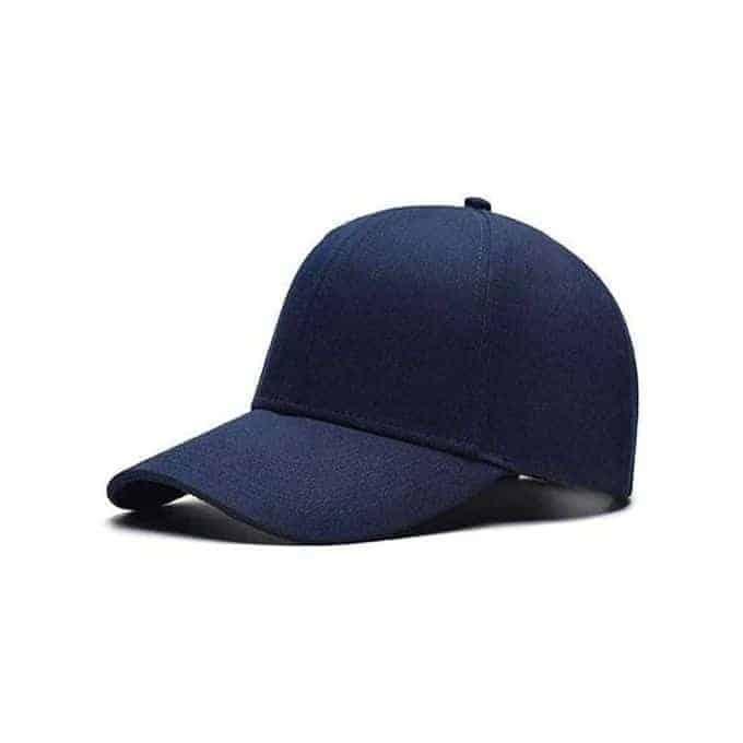 Dark Blue Adjustable Cap