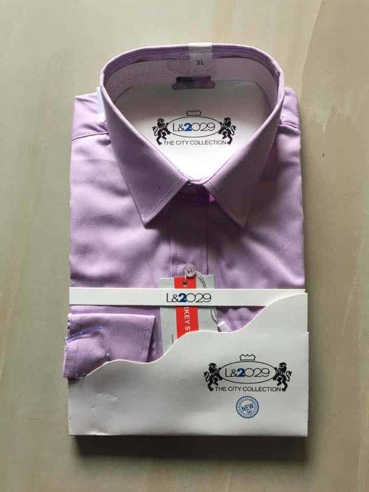 City collection-L&2029 shirt. Heather colour
