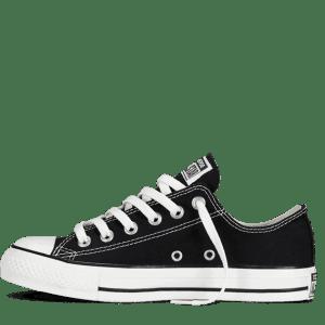 Black/White Converse All Star