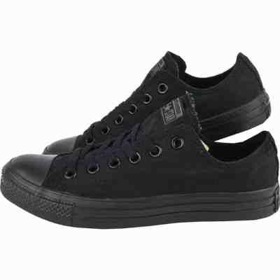 All black converse Sneaker