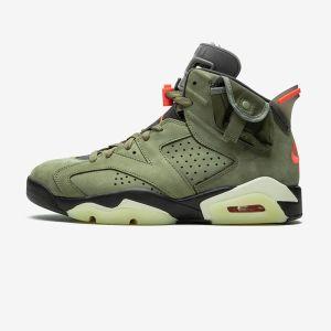 Nike Jordan 6 Retro Olive