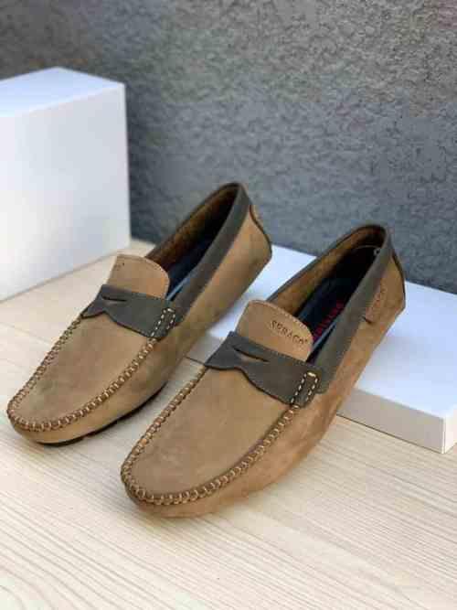 Sebago Front Belt loafer