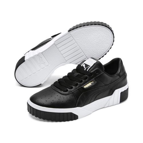 Black Puma Cali Sneaker