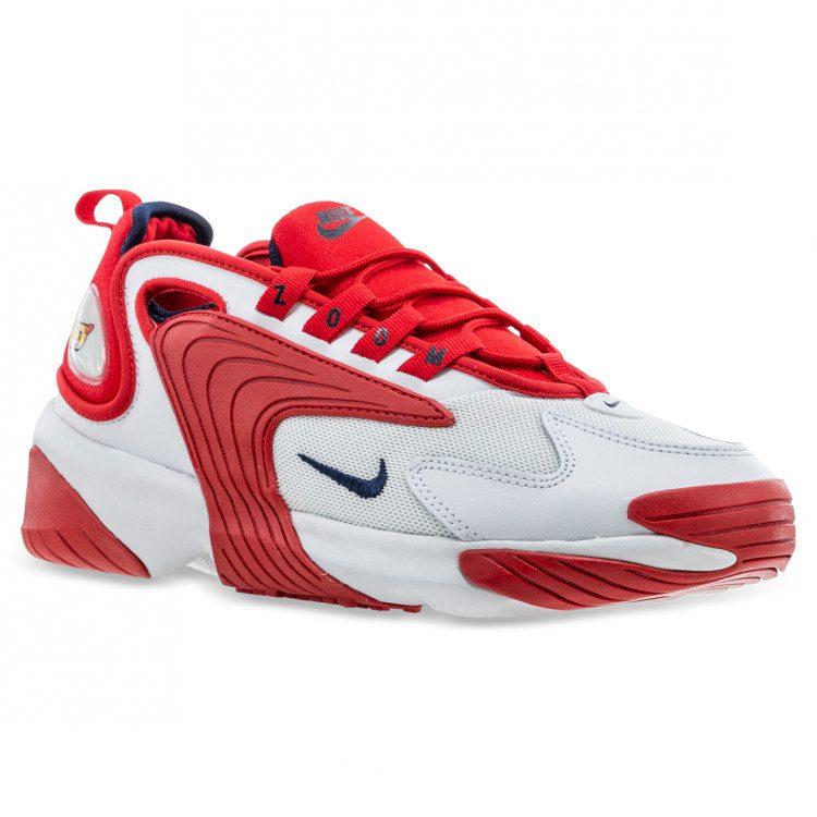 Nike Zoom 2K Sneaker Red Men's