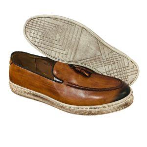Dirty Sole Vintage Tassel Loafer