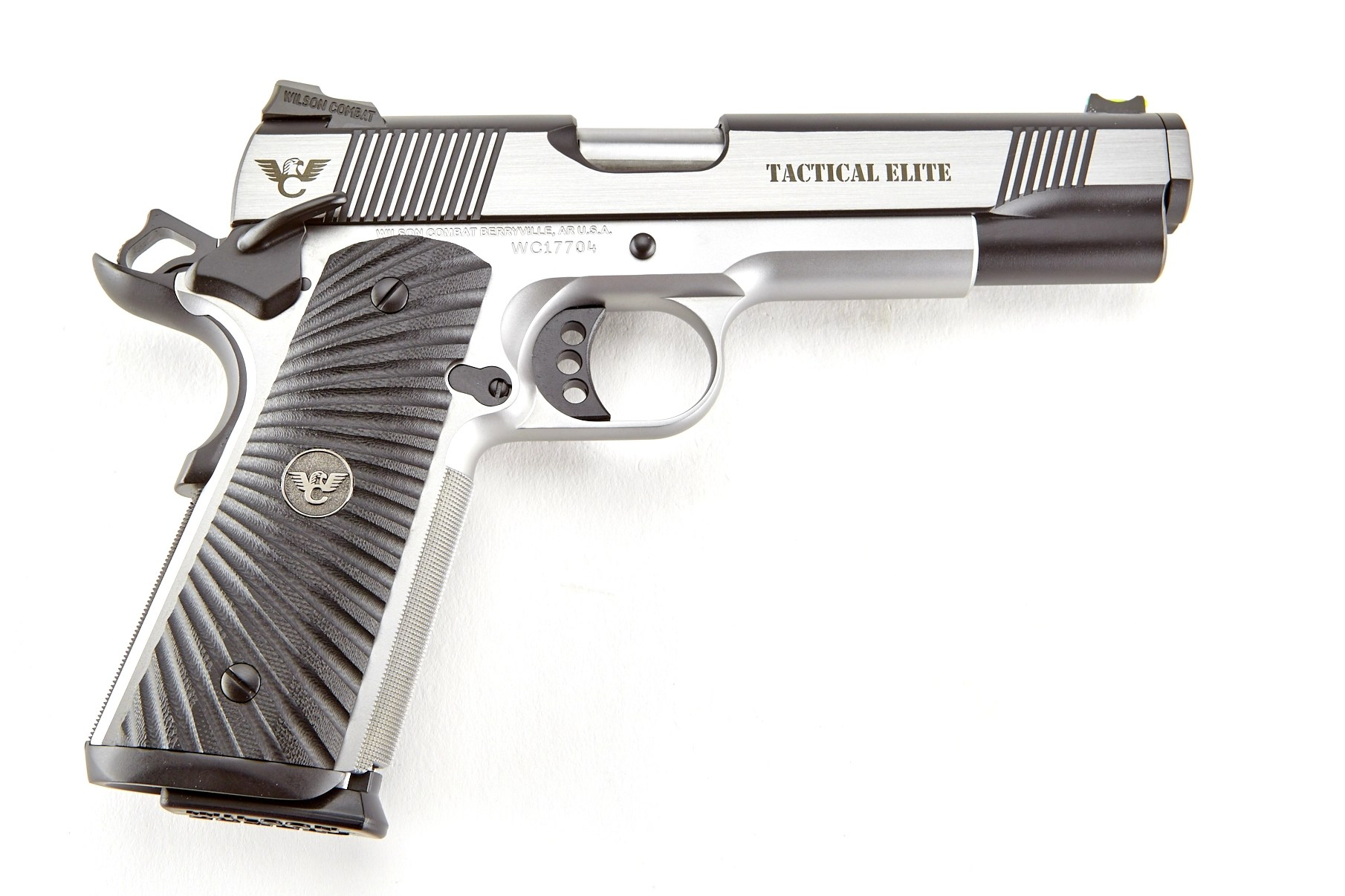 Tactical Elite, Full-Size, 9mm, Stainless Steel Upgrade