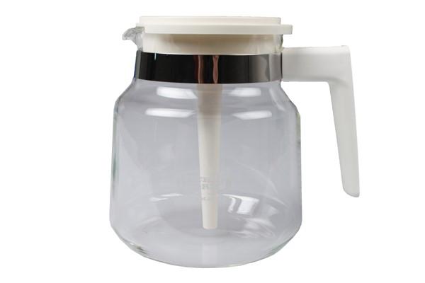 Original glaskande til Moccamaster K740 hvid kande til moccamaster K740