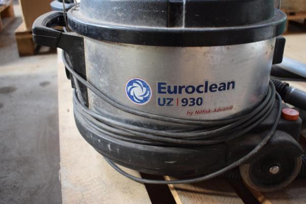 EuroClean støvsuger reservedele – alle dele samlet her